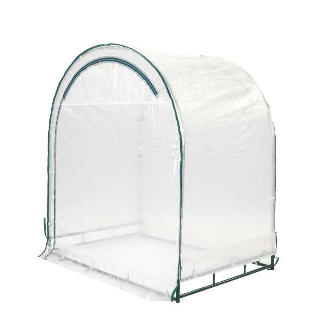 GH64 JumpKing 6 x 4-Foot Portable Polyethylene Greenhouse