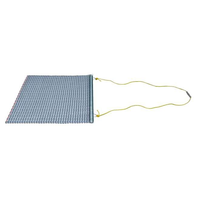 YARD-YTF-33HPDM-U-B Yard Tuff ATV/UTV 3' x 3' Zinc Plated Field Surface Leveling Drag Mat (Used) 3