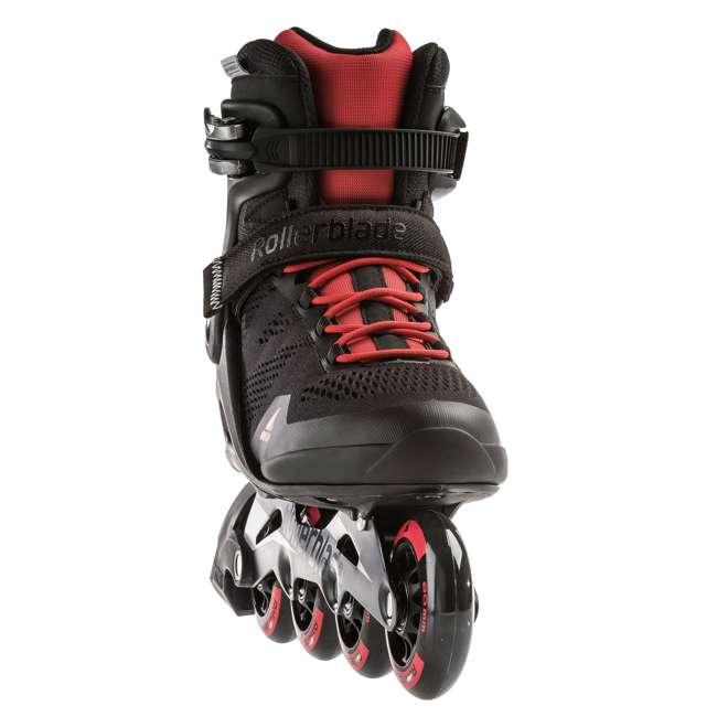 7955200741-12 Rollerblade USA Macroblade 80 Mens Adult Inline Skate, Size 12 3