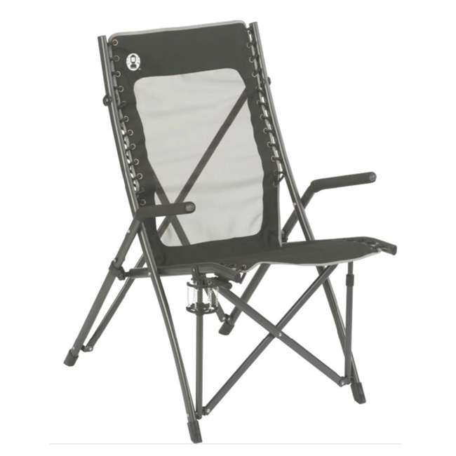 2000020292 Coleman Comfortsmart Suspension Camping Chair w/ Mesh Back & Bag | 2000020292
