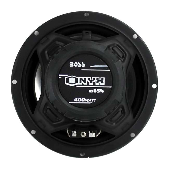 NX654 Boss NX654 6.5-Inch 400W 4-Way Speakers (Pair) 5