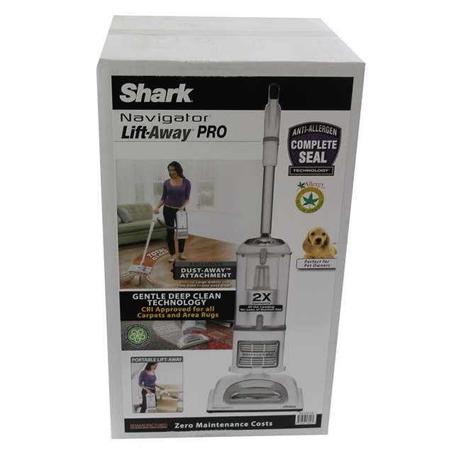 NV370_EGB-WH-RB-U-A Shark Navigator Lift Away Bagless Vacuum (Certified Refurbished) (Open Box) 1