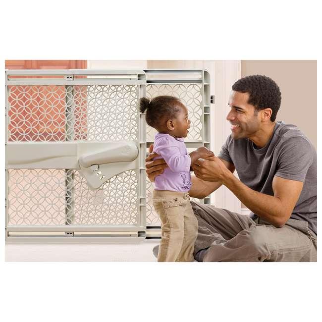 27470B Summer Infant 27470B Indoor and Outdoor Multi Function Walk Thru Baby Child Gate 4