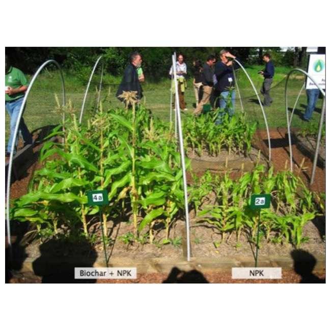 WFBCSC-1LB + WFHERO-CMP-1LB Wakefield 1 lb Biochar Organic Soil Conditioner and 1.5 lb Organic Compost 5