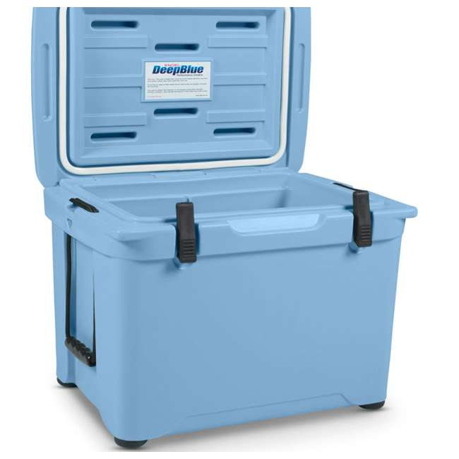 ENG50-B Engel Coolers ENG50 48 Quart 60 Can High Performance Roto Molded Cooler, Blue 1