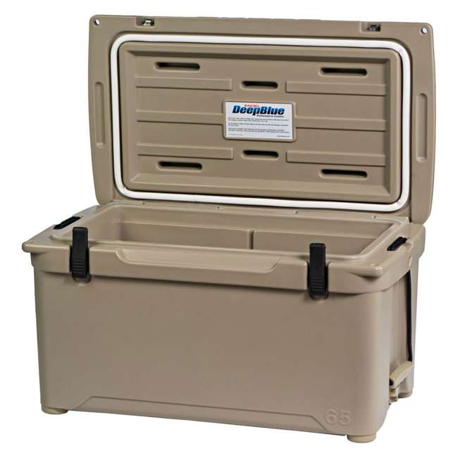 ENG65-T-OB Engel 65 High-Performance Roto-Molded Cooler, Tan(Open Box) 3