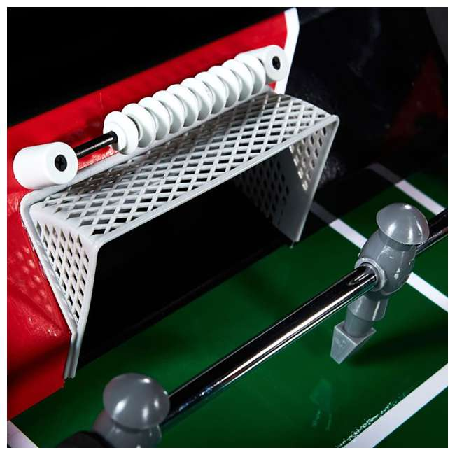 1625417 MD Sports ESPN 54-Inch Foosball Soccer Table with Accessories (2 Pack) 2