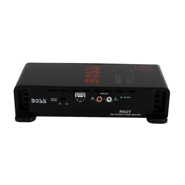 R1002 Boss Audio R1002 200W 2 Channel Car Amplifier 5