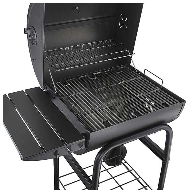 19302055-U-A Char-Broil American Gourmet 625 Square Inch Cast Iron Charcoal Grill (Open Box)
