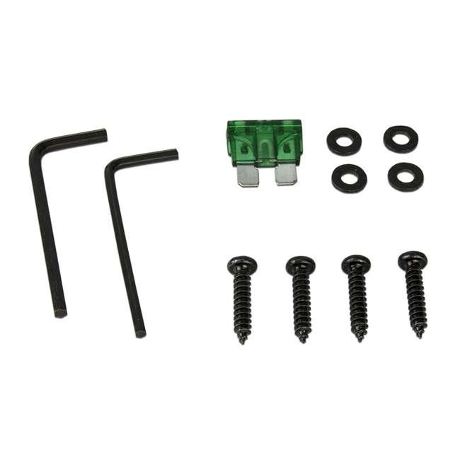VM-SRA500.2 + VM-SRPK8R + VM-SRCAP4.5 VM Audio SRA500.2 500W 2 Channel Amplifier with 8 Gauge Wiring Kit and 4.5 Farad Capacitor 3
