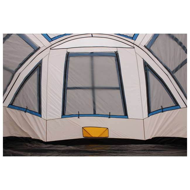 DT201080-1 Tahoe Gear Prescott 12 Person 3-Season Family Cabin Camping Tent - Open Box 8