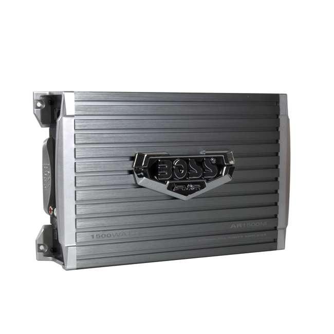 Planet Audio 1800w Subwoofer   Boss 1500w Amplifier