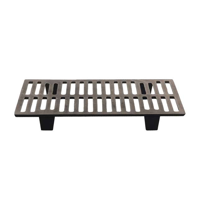 G26 US Stove G26 Small Cast Iron Stove Grate for 1261 Logwood Wood Burning Stoves 1