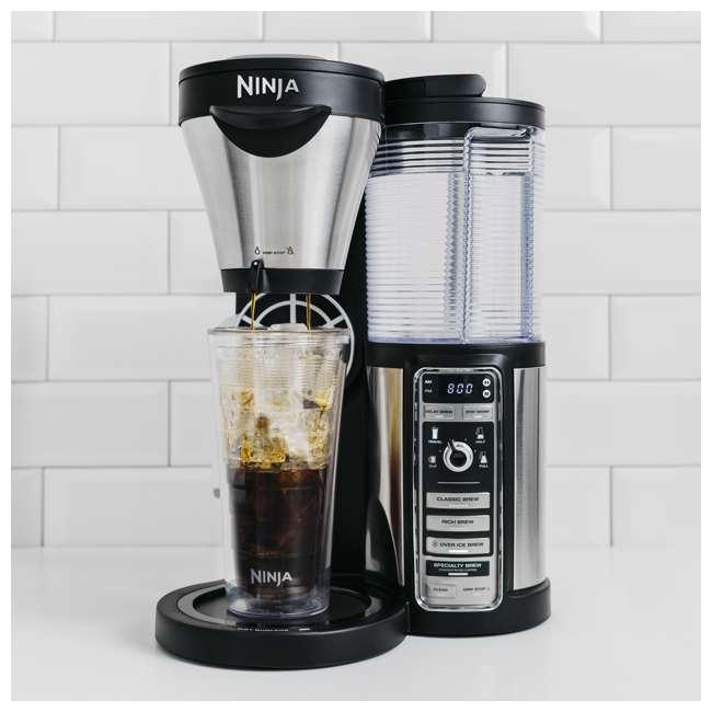 CF080REF_EGB-RB + CBCF090 Ninja CF080 Coffee Maker & Coffee Bar Recipe Guide (Certified Refurbished) 9