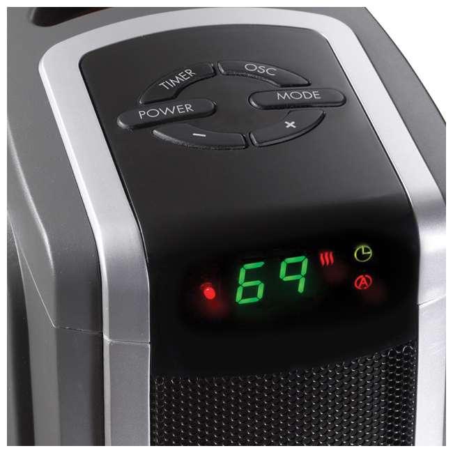 LKO-5572-TN Lasko 5572 Portable Electric 1500W Room Oscillating Ceramic Tower Space Heater 1