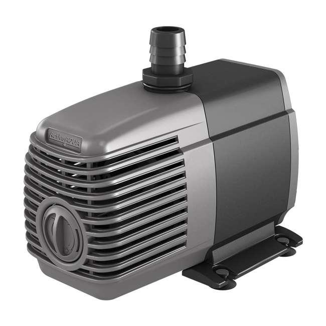 AAPW550-U-A Active Aqua 550 GPH Hydroponic Aquarium Pump (Open Box)