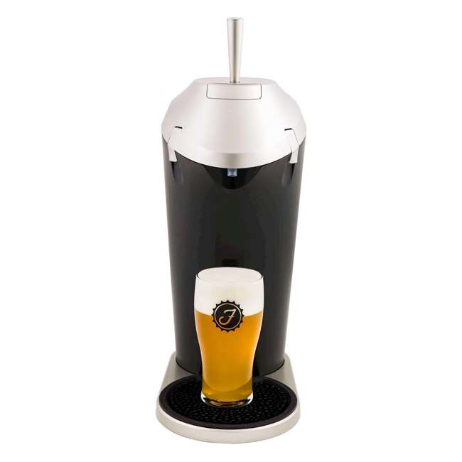 FZ101-U-B Fizzics Original Portable Beer Enhancement System w/ Micro-Foam Technology(Used)
