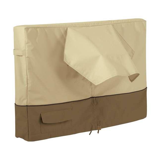 "55-790-161501-00 Classic Accessories Veranda 31"" Flatscreen Outdoor TV Weather Resistant Cover 1"