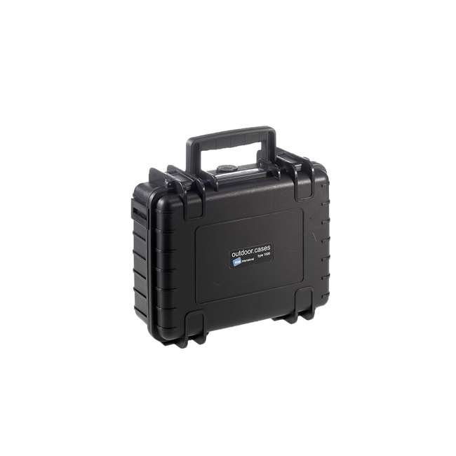 1000/B/RPD B&W International 1000/B/RPD Hard Plastic Outdoor Case with Removable RPD Insert