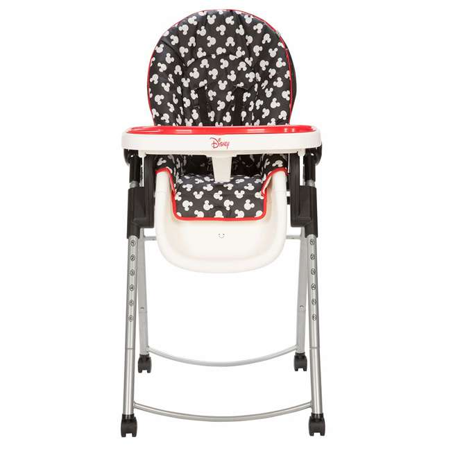 HC230CLV Mickey Mouse AdjusTable High Chair with 6 Heights 1
