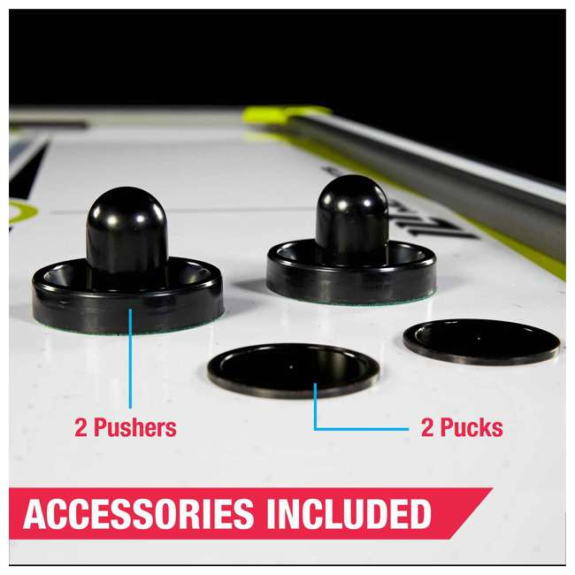 AWH080_037M MD Sports Air Powered 80 x 42-Inch 2 Player Air Hockey Table w Electronic Scorer 1