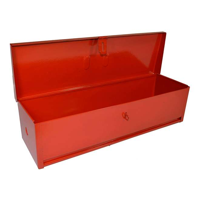 RE-102420 20-Inch Portable Mounting Tool Box for Vehicles, Red 1