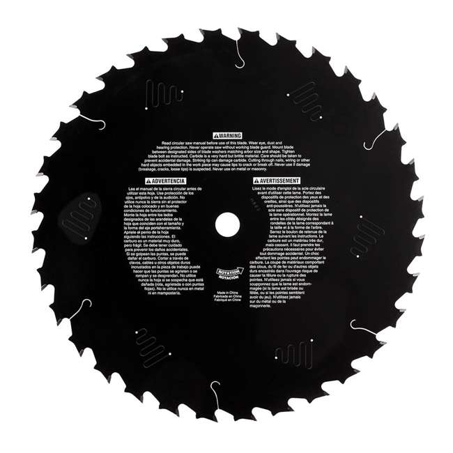 SPT1000 Skilsaw Heavy Duty 16-5/16 inches X 32 Tooth Circular Saw Replacement Blade 1