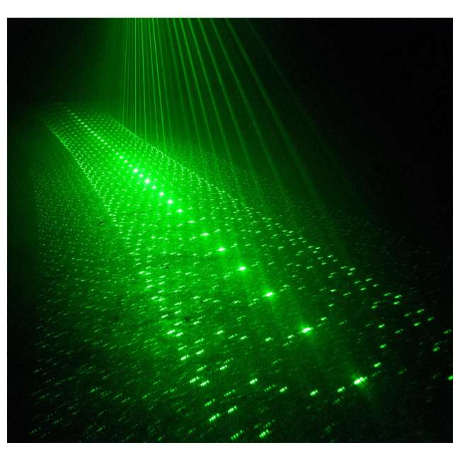 4 x MICRO-3DII American DJ Micro 3D Green & Red Laser Lighting Effect (4 Pack) 3