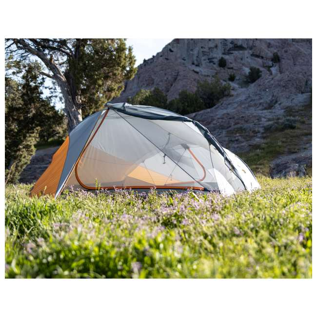 09M4OR01D Klymit 09M4OR01D Maxfield 4 Person 3 Season Lightweight Backpacking Camping Tent 9