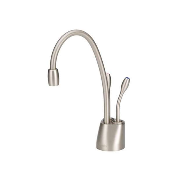 F-HC1100SN-U-C InSinkErator Indulge Hot/Cool Kitchen Sink Faucet, Satin Nickel (For Parts) 2