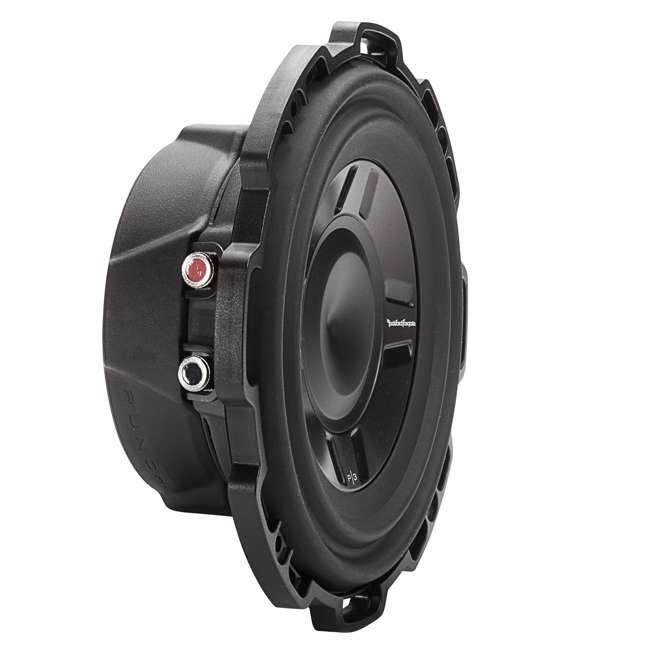 P3SD2-8-OB Rockford Fosgate PS3 8-Inch 300W Shallow 2 Ohm DVC Subwoofer 1