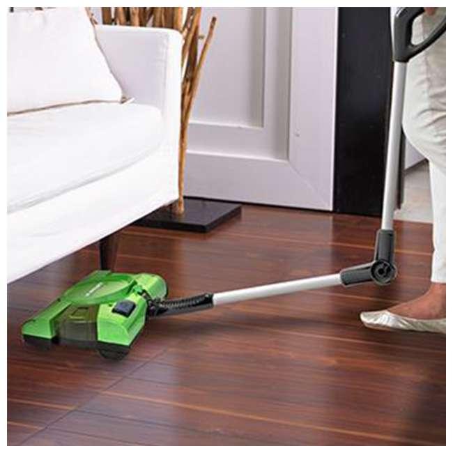 V2930_EGB-RB Shark V2930 10 Inch Cordless Floor and Carpet Sweeper (Certified Refurbished) 2