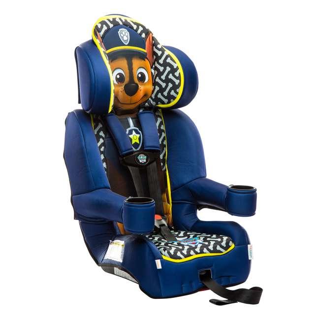 KE-3001CHS KidsEmbrace Nickelodeon Paw Patrol Chase Harness Booster Car Seat 2