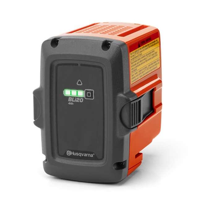 HV-PA-967091702 Husqvarna 100-Series Power Tool BLi20 Battery Replacement