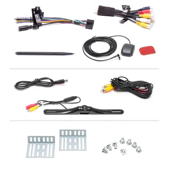 BN965BLC Boss Audio Systems 6.5-Inch Car Touchscreen Navigation 4