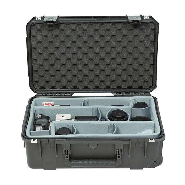 3i-2011-7DT SKB iSeries 2011-7 Think Tank Camera Photo Divider Storage Case 1