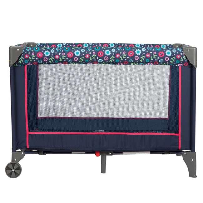 PY363DWD Cosco Funsport Portable Baby Play Yard, Flower Garden (2 Pack) 5