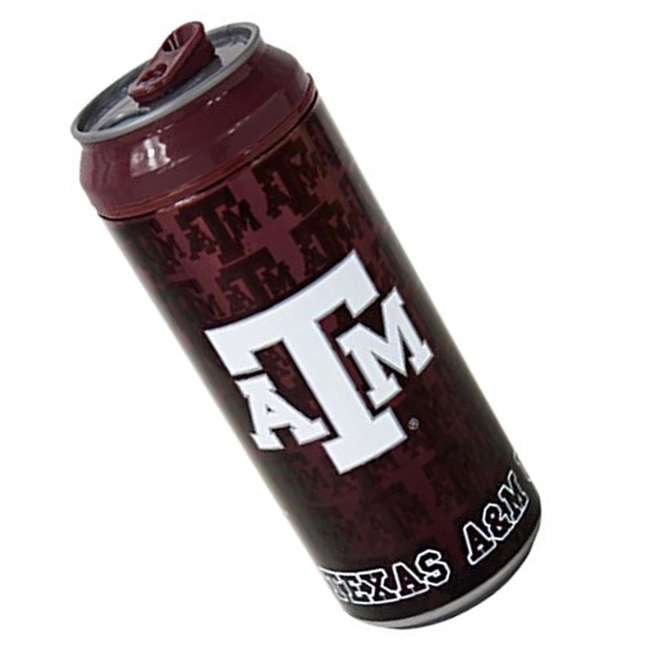 06145-TA&M-CAN Cool Gear Texas A&M Aggies College Football Tailgate Chiller Can | 16oz 1