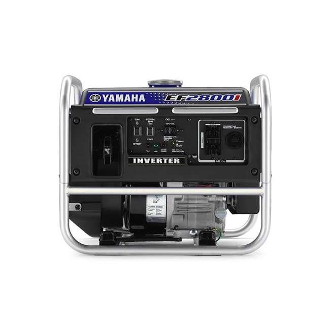 EF2800i Yamaha EF2800i 2500-Watt Inverter Generator, Blue   2