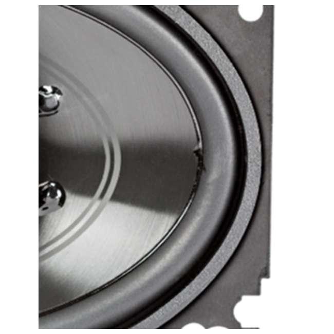 DB462 + 43DSC504 Polk Audio 150W Speakers w/ Kicker 200W Car Audio Speakers 5