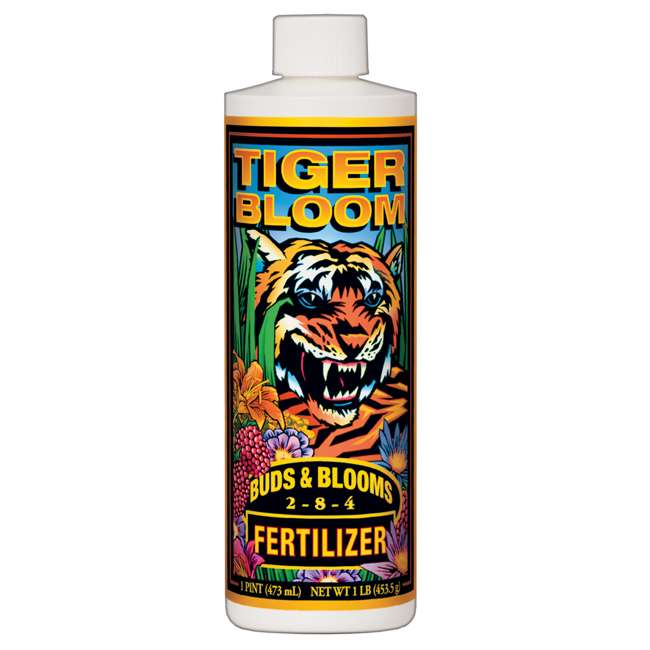 FX14092 + 2 x FX14093 + 2 x FX14091 FoxFarm Grow Big, Tiger Bloom, and Big Bloom Plant Food (2 Pack of Each) 2