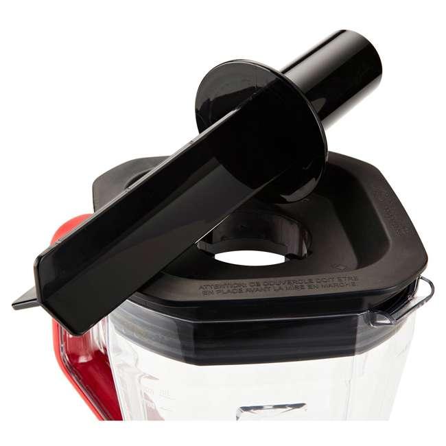 BLSTVBRV0000 Oster Versa Pro Series 64 Ounce 250 MPH Countertop Blender w/ BPA-Free Jar, Red 1