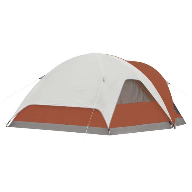 Coleman Evanston 4 Person C&ing Tent w/ Screened Porch | 9u0027 x 7u0027  sc 1 st  VMInnovations & Coleman Evanston 4 Person Camping Tent w/ Screened Porch | 9u0027 x 7 ...