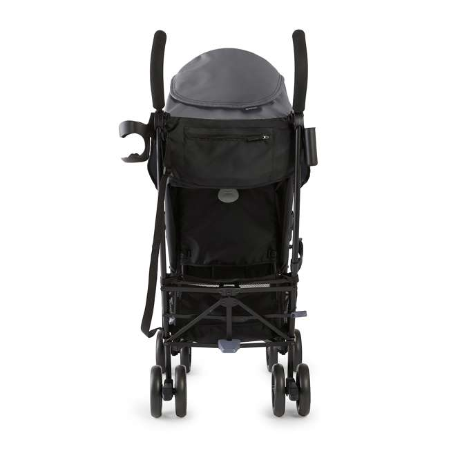 32753 Summer Infant 3DlitePlus Convenience One-Hand Adjustable Stroller Matte Gray 1