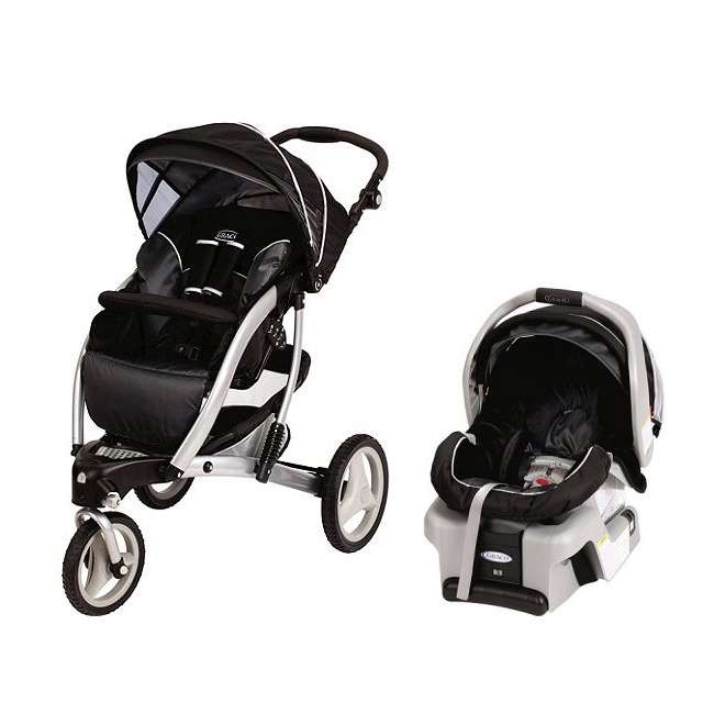 Graco Trekko Travel System Reviews