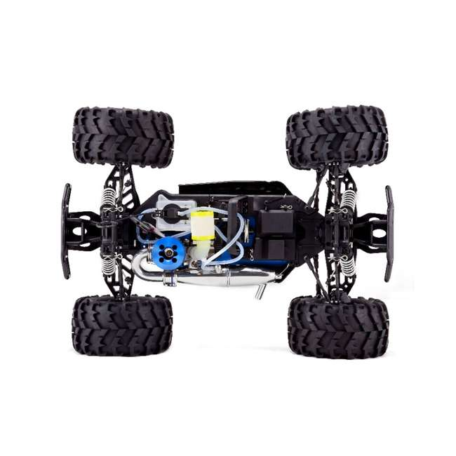 EARTHQUAKE3.5-NEW-RED Redcat Racing Earthquake 3.5 1/8 Scale Nitro Remote Control Monster Truck Toy 7