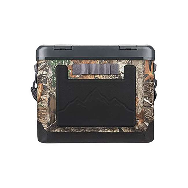 77-57749 OtterBox 20-Quart Softside Trooper Cooler with Carry Strap, Forest Edge Camo