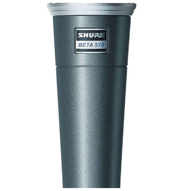 BETA-57A Shure BETA 57A Professional Instrument Microphone (2 Pack) 4