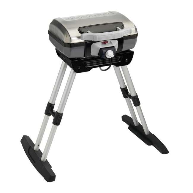 CEG-980 Cuisinart CEG-980 Compact Outdoor Electric Grill w/ Versastand Telescoping Base