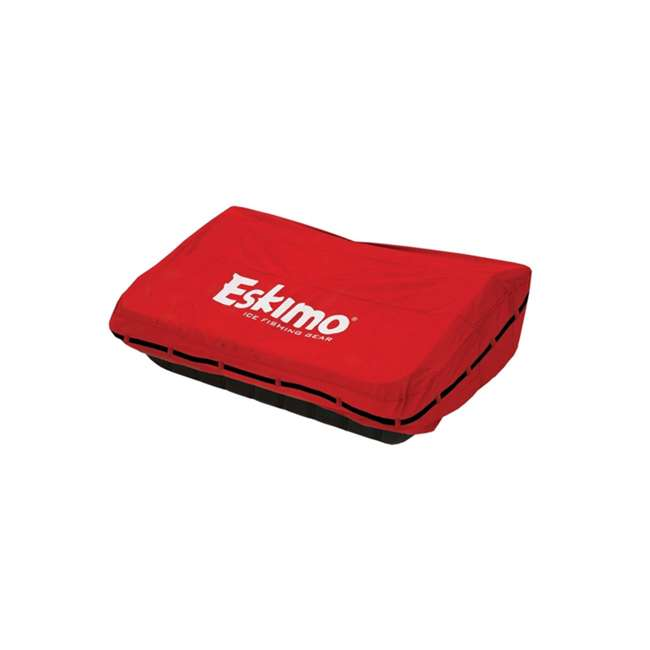 ESK-27651 Eskimo 60-Inch Sierra Travel Cover, Red (2 Pack)